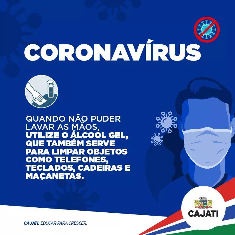 Combate ao Coronavírus