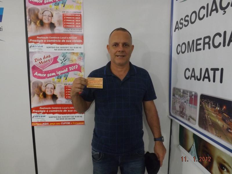 GANHADORES DA CAMPANHA MÃES 2017